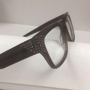 Jimmy Choo Embellished Optical Frames